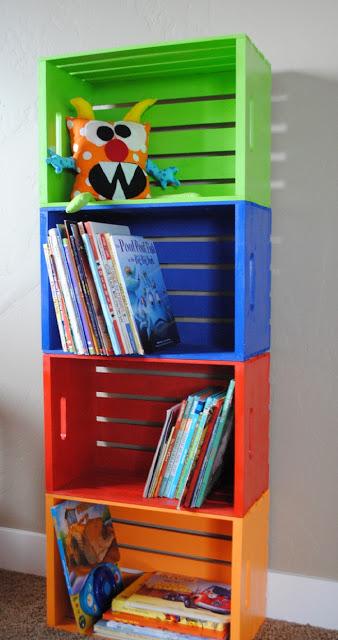 20 Brilliant Toy Storage and Organization Ideas