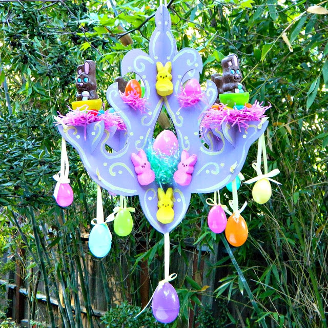 25 Easter Decor Ideas - these decor ideas would be perfect for Easter decor or Spring decor!