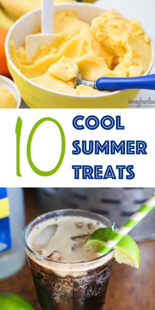 10 cool summer treats