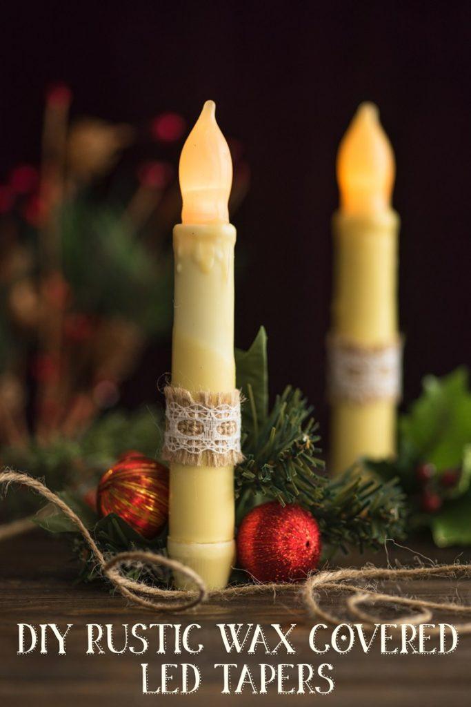 Farmhouse Candles