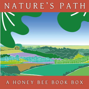 Nature's Path Book Box COnnect with Nature