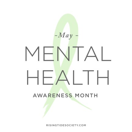 Mental Health Awareness Month - Dialoguing Depression | via the Rising Tide society