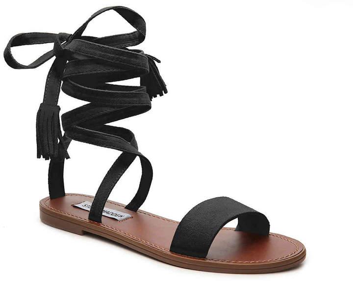 Steve Madden Kaara Flat Sandal - Women's
