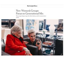 The New York Times  article screenshot