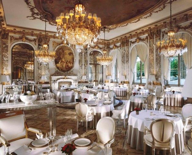 Dining Around The World With Panache