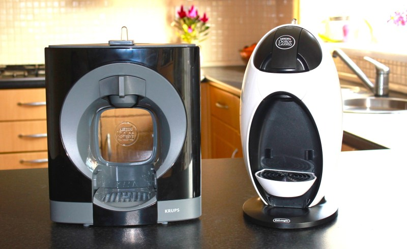 Nescafe Dolce Gusto New machines Jovia and Oblo
