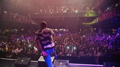 Photo of Davido Sells Out Concert At House of Blues Arena in Boston, US