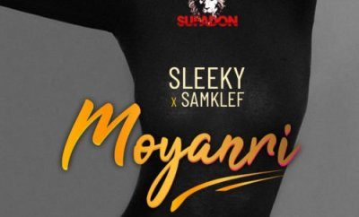 "MUSIC: Sleeky – ""Moyanri"" ft. Samklef"