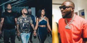 Singer Davido Shares After S*X Video Of Himself & His Girlfriend Chioma After Osun Governorship Election