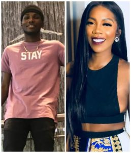 """Tiwa Savage And Victor AD To Work On The Remix Of Hit Song """"Wetin We Gain"""""""