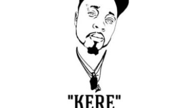 """Photo of MUSIC: B-Red – """"Kere"""""""