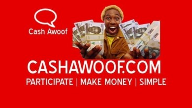 Photo of Cash Awoof – How To Make ₦40,000 (Naira) Monthly Without Spending a Dime