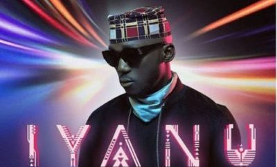 """DJ Spinall Unveils The Official """"Artwork"""" & """"Track-List"""" For """"IYANU"""" Album."""