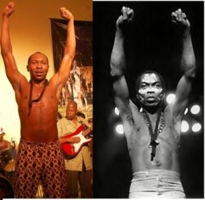 """Our Legacy Is Ours Alone, Y'all Fakers Stay Way Back"" – Seun Kuti Rants"