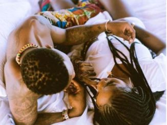 """I Am Not Stopping Anytime Soon ""- Tiwa Savage Promises More Sensual & Romantic Videos With Wizkid"