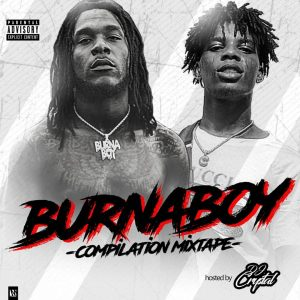 MIXTAPE: Dj Crystal – Burna Boy Compilation Mixtape