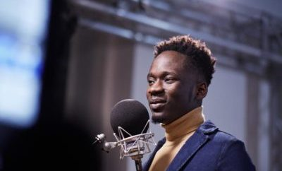 "MUSIC: Mr Eazi – ""Together"""