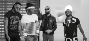 "[Video] DJ Derekz – ""By My Side"" ft. Flavour & Phyno"