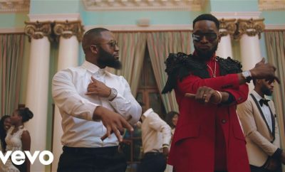 "[Video] D'Banj – ""Something for Something"" ft. Cassper Nyovest"