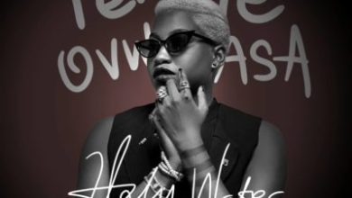 """Photo of MUSIC: Temmie Ovwasa – """"Holy Water"""" (Prod. By ID Cabasa)"""