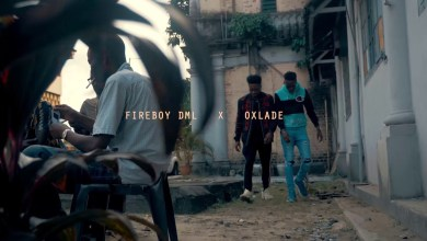 Photo of AUDIO/VIDEO: Fireboy DML x Oxlade – Sing