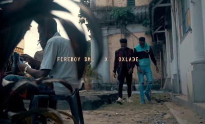 AUDIO/VIDEO: Fireboy DML x Oxlade – Sing