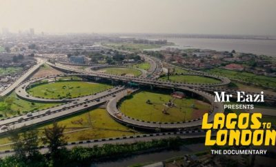 VIDEO: Mr Eazi — Lagos To London; The Documentary