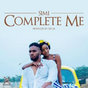 MUSIC: Simi – Complete Me