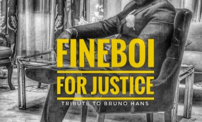 MUSIC: Kelly Hansome – Fineboi For Justice (Tribute)