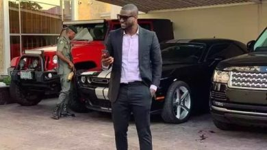 Photo of Check Out Peter Okoye's Mansion And Cars In His Ikoyi House, Lagos (Photos)