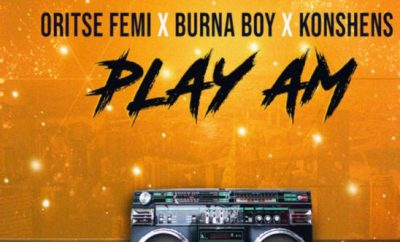 Young D & DJ Norie – Play Am ft. Burna Boy, Oritse Femi, Konshens