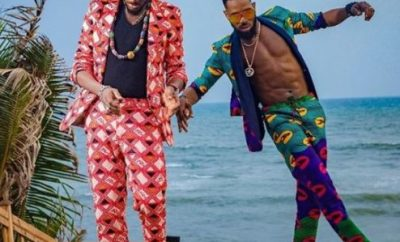 "D'Banj x 2Baba – ""Baecation"""