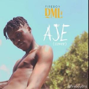 DOWNLOAD: Fireboy DML – Aje (Cover)