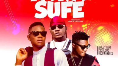 Photo of DOWNLOAD: DJ Vibez Ft. CDQ & GuccimaneEko – Taka Sufe