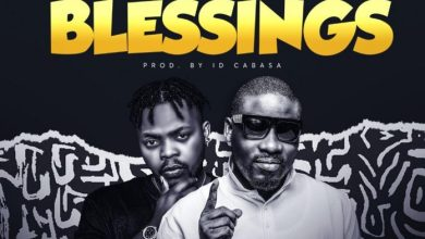 Photo of Minister Ladi Ft Olamide – Blessings (Prod By ID Cabasa)
