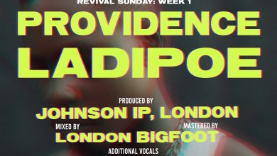 Photo of DOWNLOAD: LadiPoe – Providence