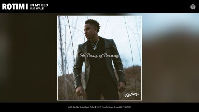 Photo of DOWNLOAD: Rotimi – In My Bed ft. Wale