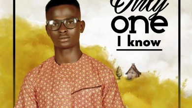 Photo of GOSPEL SONG: Shania – Only One I Know
