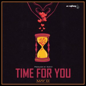 DOWNLOAD: May D – Time For You