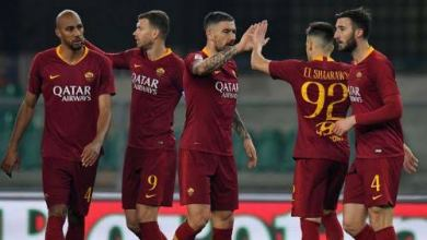 Photo of Roma Players & Coaches Agree To Go Without Pay For Next 4 Months As Coronavirus Bites On