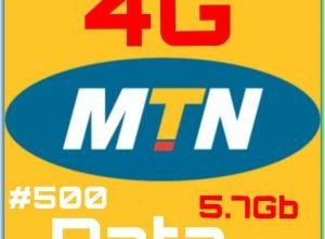 Photo of Trick to get whooping 5GB Data from Mtn with #300