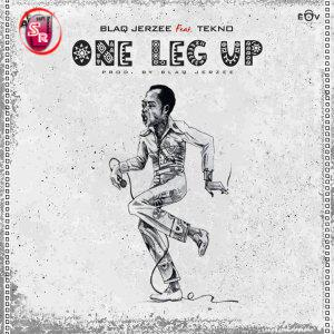 MP3: Blaq Jerzee ft Tekno – One leg Up