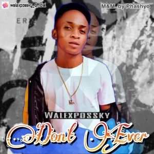 MP3: Walexpossky - Don't Ever