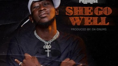 Photo of Music: Edafe Promise – She Go Well