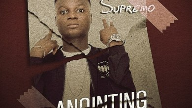 Photo of MP3: Supremo – Anointing