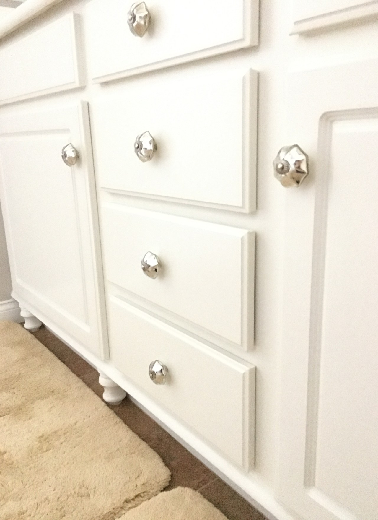 Repairing MDF Cabinets