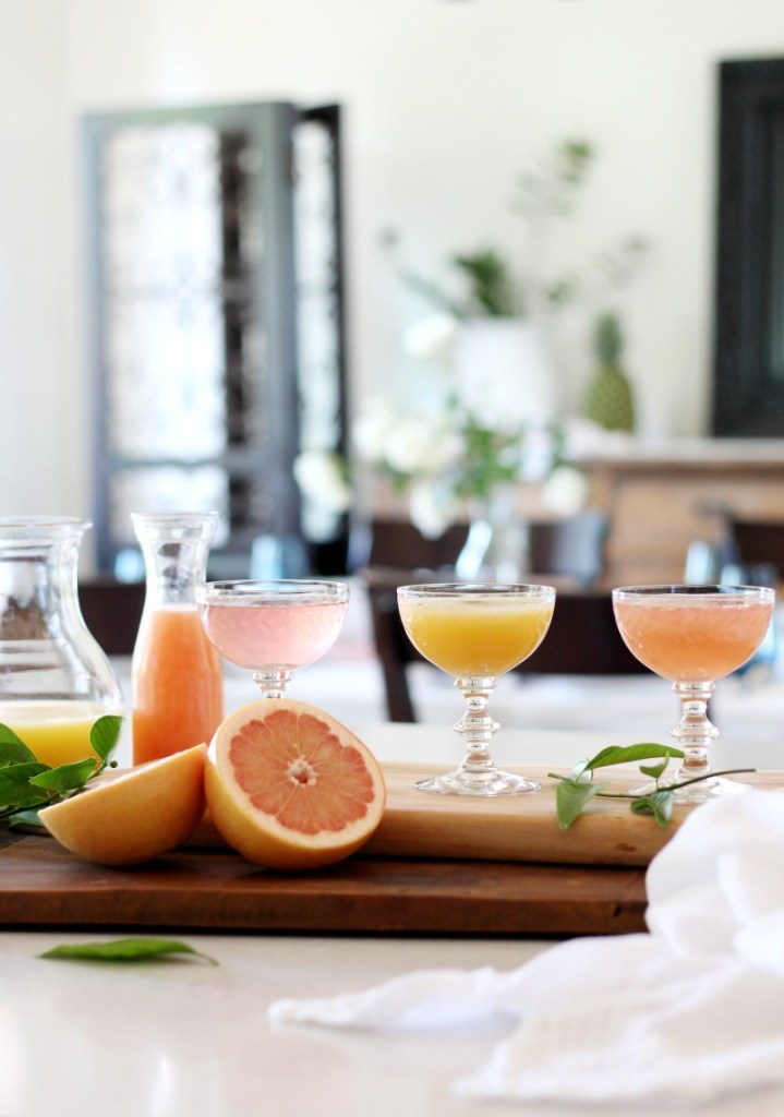 3 Citrus Juices that make the Perfect Mimosa Flight