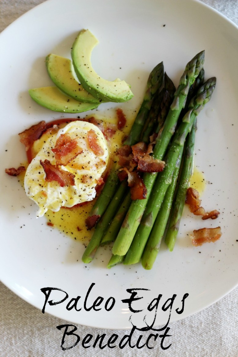 How to make paleo friendly eggs benedict | how to poach eggs | paleo hollandaise sauce