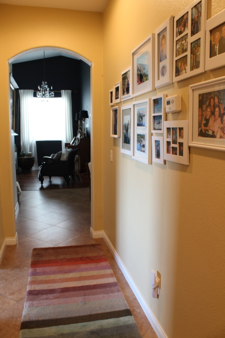 Hallways are rooms too, before pics, $100 room challenge
