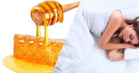 Pure Honey Just Before Bedtime for Effective Weight Loss